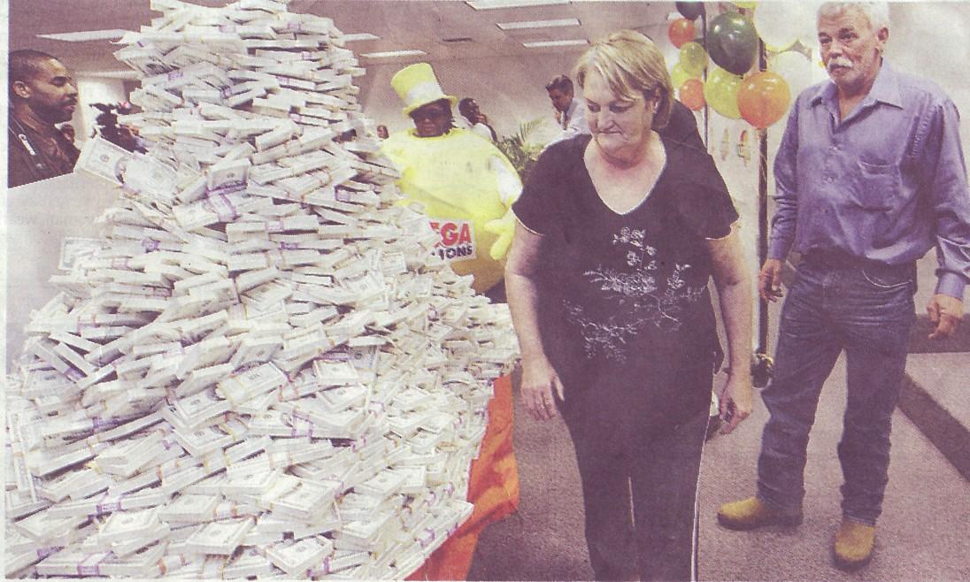 Millionaire through wining lottery : Journey to Millionaire Success